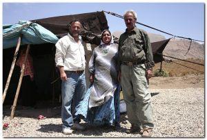 Videoproiectie Banu Iran 2008